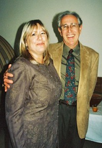 Tom and Patricia Scott